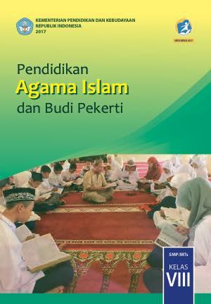 Buku Pendidikan Agama Islam dan Budi Pekerti Kelas 8 SMP