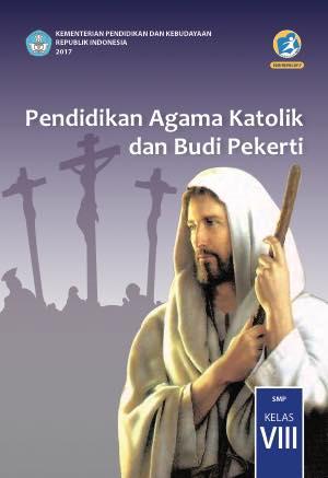 Buku Pendidikan Agama Katolik dan Budi Pekerti Kelas 8 SMP