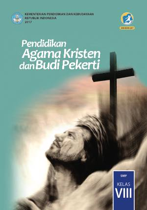Buku Pendidikan Agama Kristen dan Budi Pekerti Kelas 8 SMP