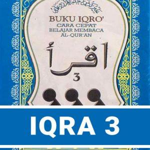 Buku Iqro 3