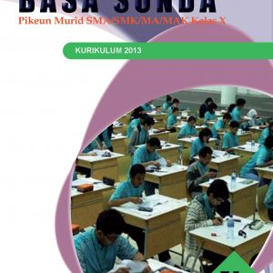 Buku Bahasa Sunda Kelas 10 SMA