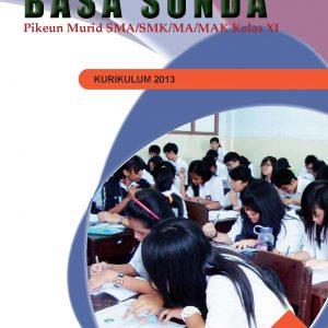 Buku Bahasa Sunda Kelas 11 SMA