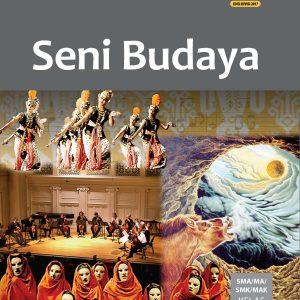 Buku Seni Budaya (semester 2) Kelas 11 SMA