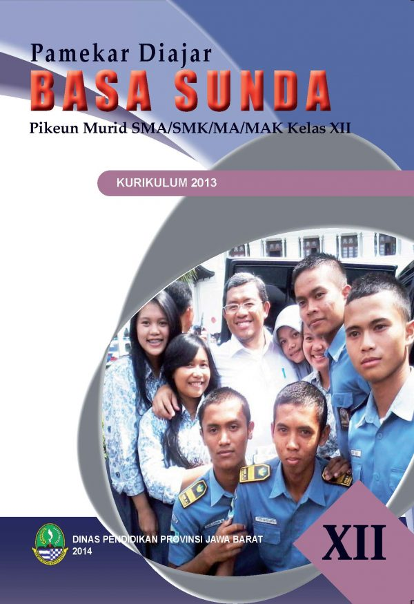 Buku Bahasa Sunda Kelas 12 SMA