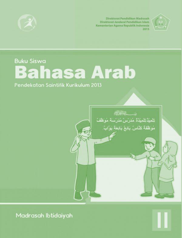 Buku Bahasa Arab Kelas 2 MI