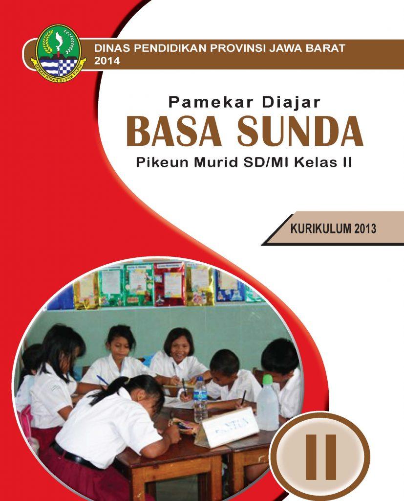 Buku Bahasa Sunda Kelas 2 SD