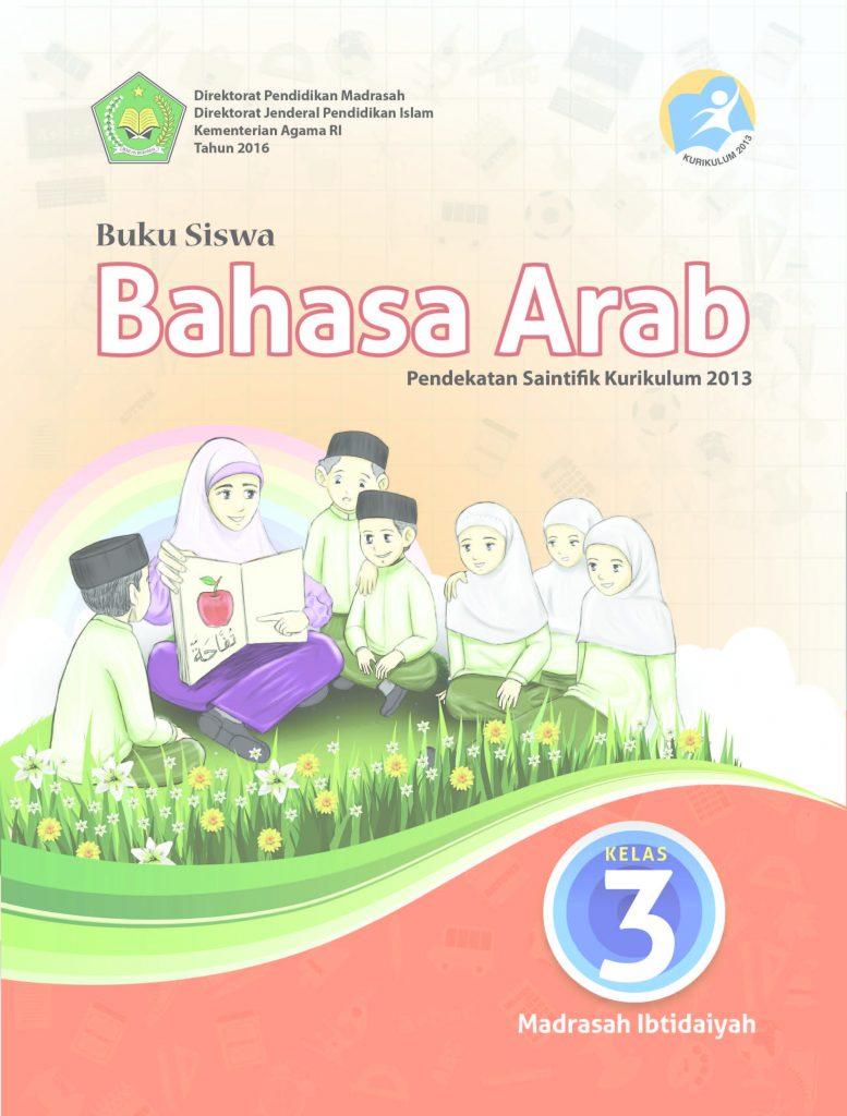 Buku Bahasa Arab Kelas 3 MI