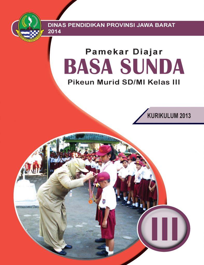 Buku Bahasa Sunda Kelas 3 SD
