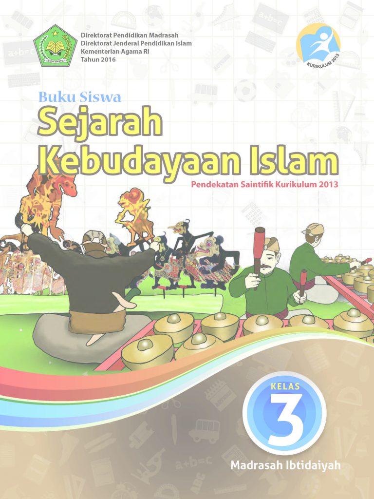 Buku Sejarah Kebudayaan Islam Kelas 3 MI