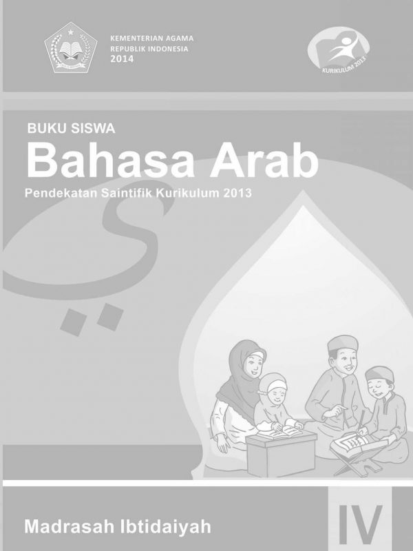 Buku Bahasa Arab Kelas 4 MI