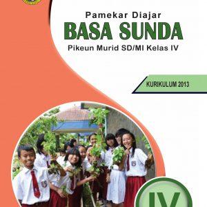 Buku Bahasa Sunda Kelas 4 SD