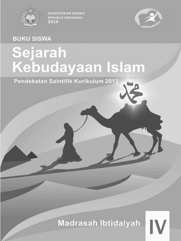 Buku Sejarah Kebudayaan Islam Kelas 4 MI