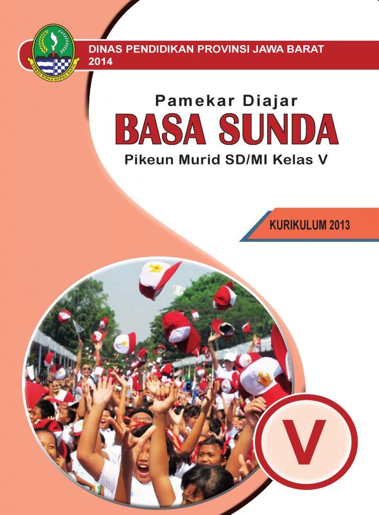 Buku Bahasa Sunda Kelas 5 SD