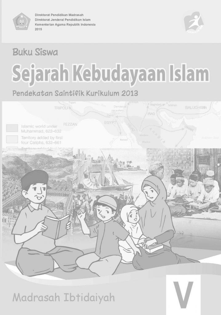 Buku Sejarah Kebudayaan Islam Kelas 5 MI