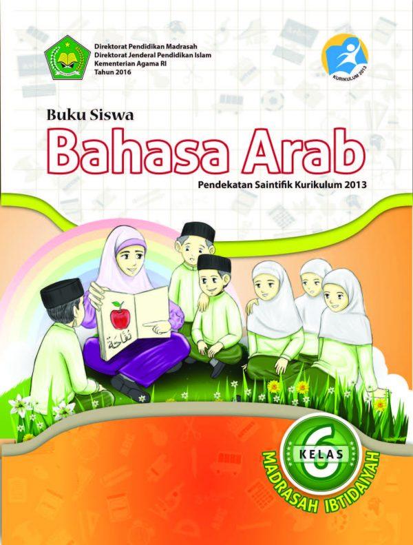 Buku Bahasa Arab Kelas 6 MI