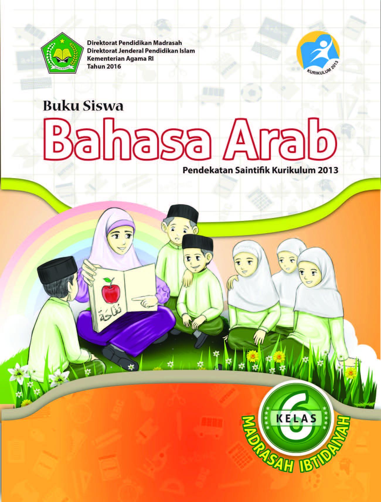 Download Buku Bahasa Arab Kelas 6 Mi Bukusekolah Id