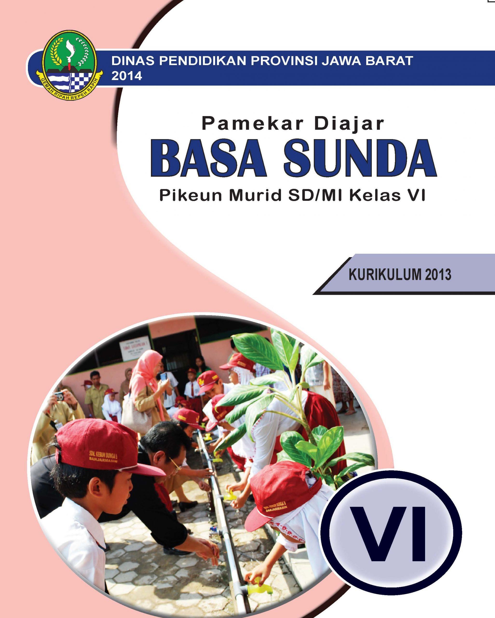 Download Buku Bahasa Sunda Kelas 6 Sd Bukusekolah Id