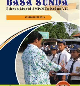 Buku Bahasa Sunda Kelas 7 SMP