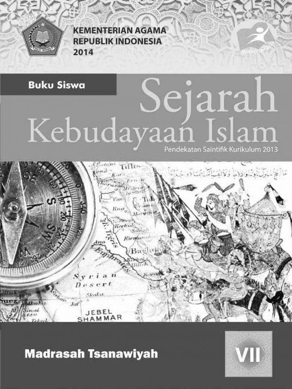 Buku Sejarah Kebudayaan Islam Kelas 7 MTs