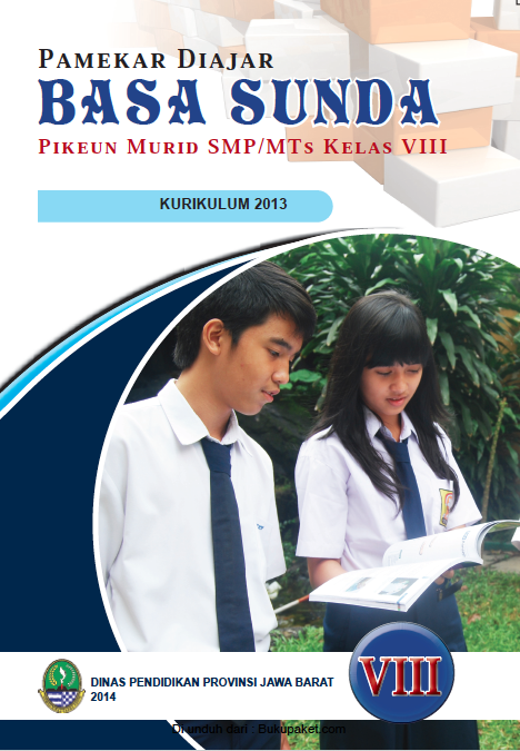 Buku Bahasa Sunda Kelas 8 SMP