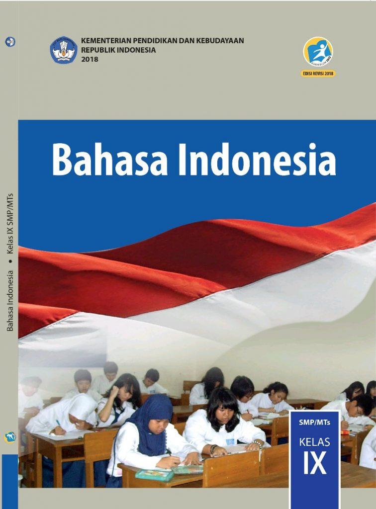Buku Bahasa Indonesia Kelas 9 SMP