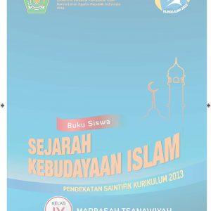 Buku Sejarah Kebudayaan Islam Kelas 9 MTs