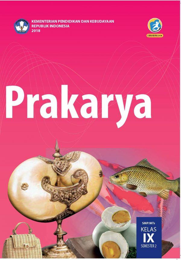 Buku Prakarya Kelas 9 SMP