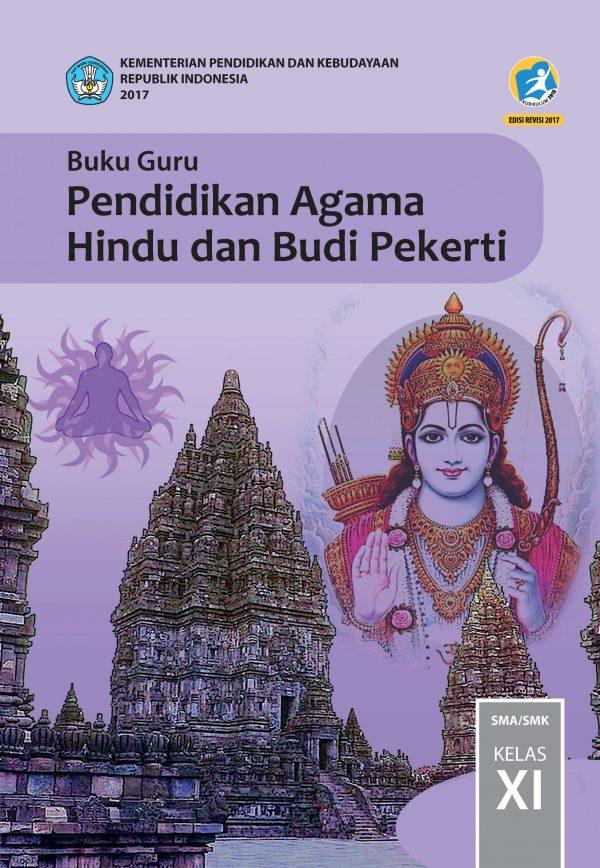 Buku Guru Pendidikan Agama Hindu dan Budi Pekerti Kelas 11