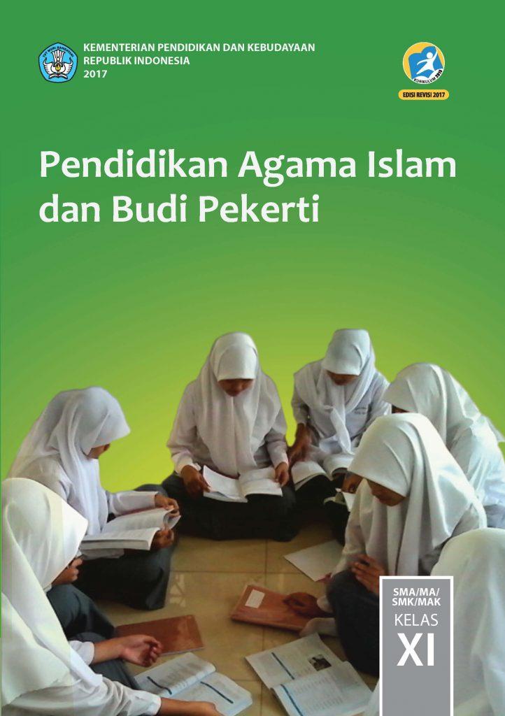 Buku Pendidikan Agama Islam dan Budi Pekerti Kelas 11 SMA