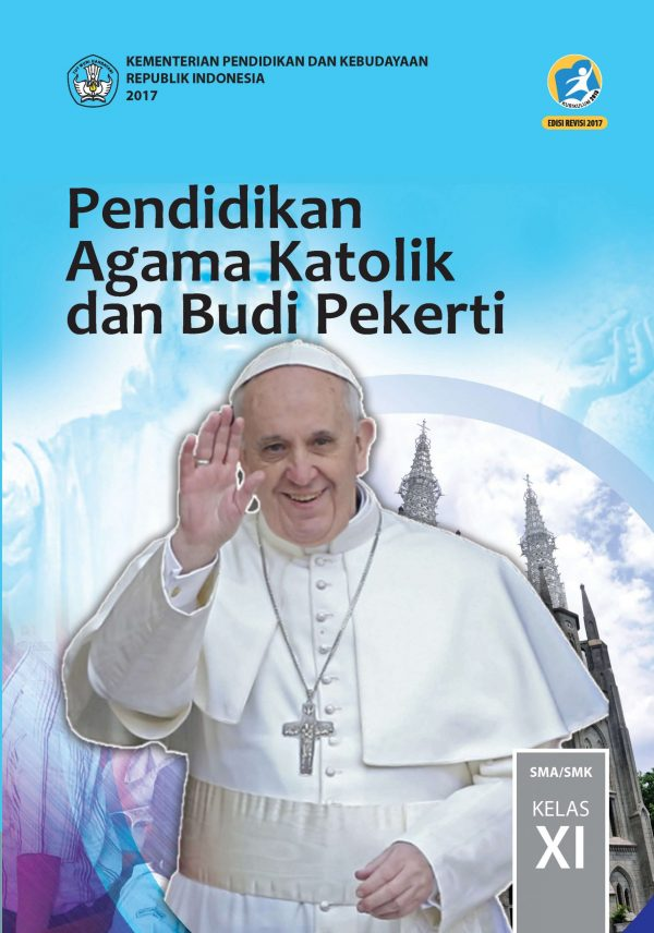 Buku Pendidikan Agama Katolik dan Budi Pekerti Kelas 11 SMA