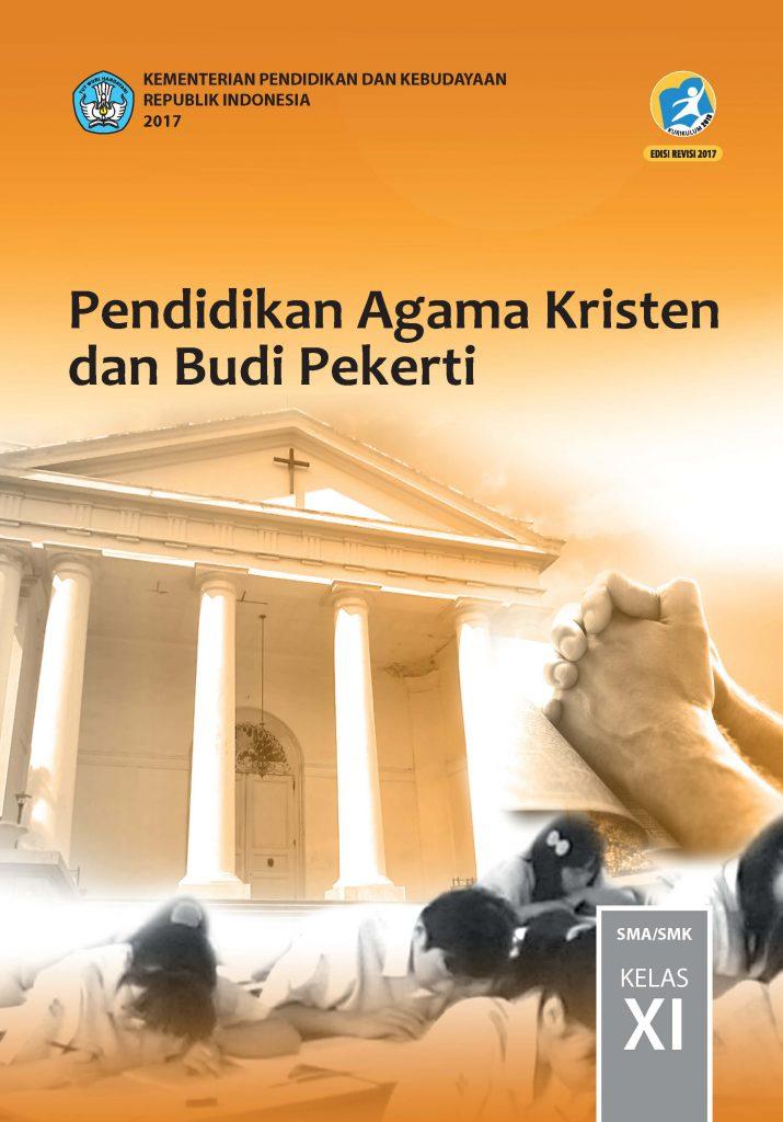 Buku Pendidikan Agama Kristen dan Budi Pekerti Kelas 11 SMA