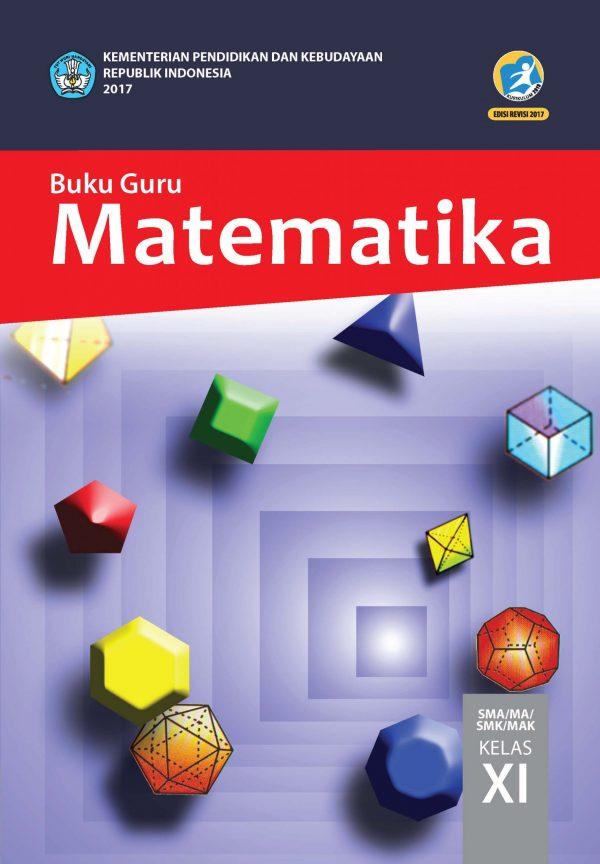 Buku Guru Matematika Kelas 11