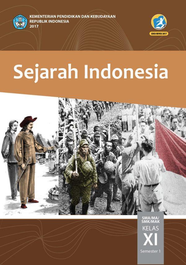 Buku Sejarah Indonesia Kelas 11 SMA