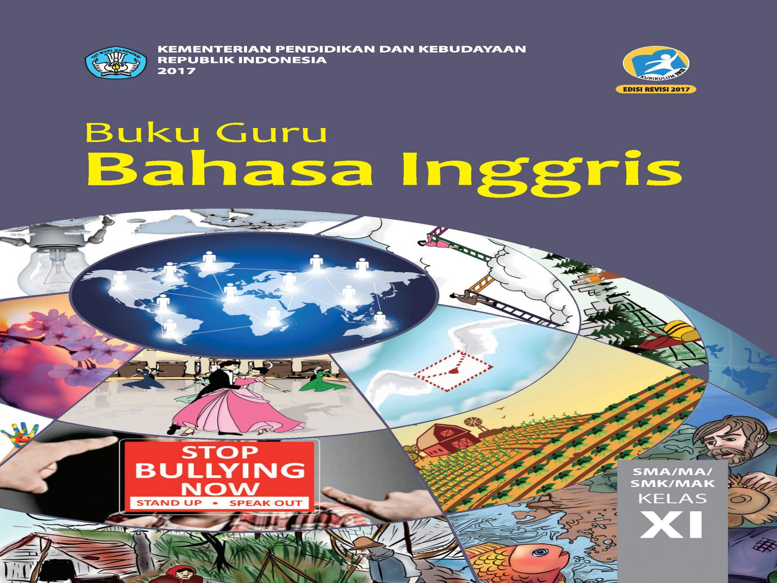 Buku Guru Bahasa Indonesia Kelas 11 Revisi 2017 - Guru ...