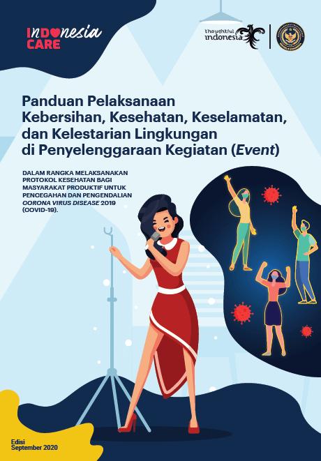 InDOnesia CARE: Panduan Protokol Kesehatan di Event