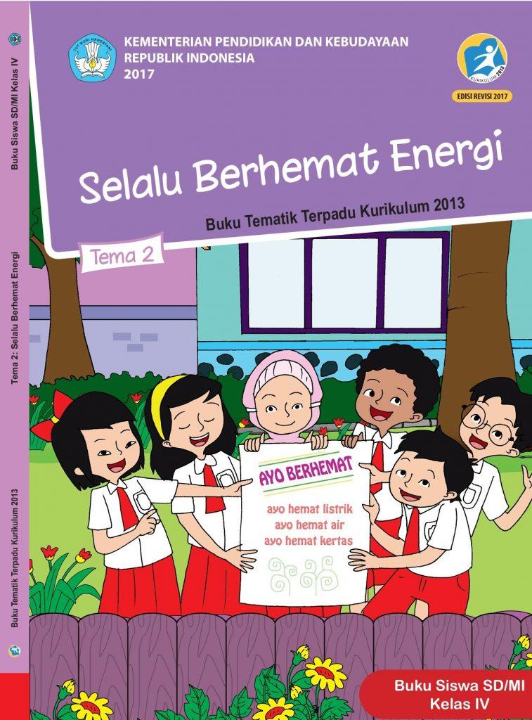 Buku Tema 2 – Selalu Berhemat Energi Kelas 4