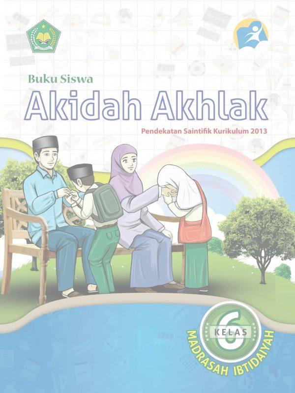 Buku Akidah Akhlak Kelas 6 SD