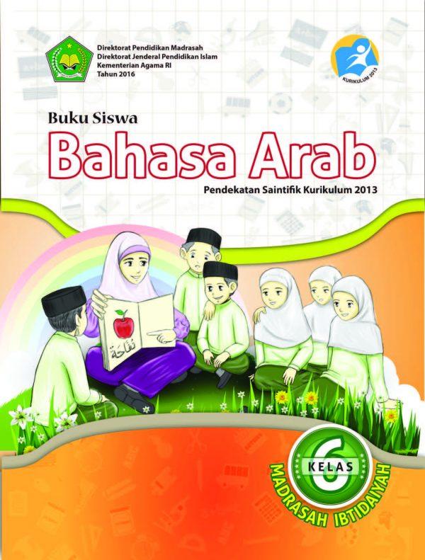 Buku Bahasa Arab Kelas 6 SD