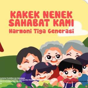 Buku Saku Orang Tua PAUD - Harmoni Tiga Generasi