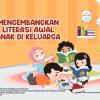 Buku Saku Orang Tua PAUD - Mengembangkan Literasi Awal Anak