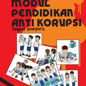 Buku Panduan Guru Pendidikan Antikorupsi untuk SMP