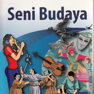 buku seni budaya Siswa Kelas 9 SMP