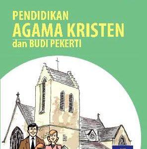 Buku Pendidikan Agama Kristen dan Budi Pekerti Kelas 9 SMP